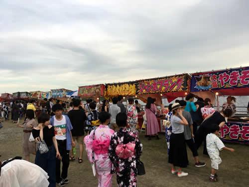 狛江 花火 大会 2019